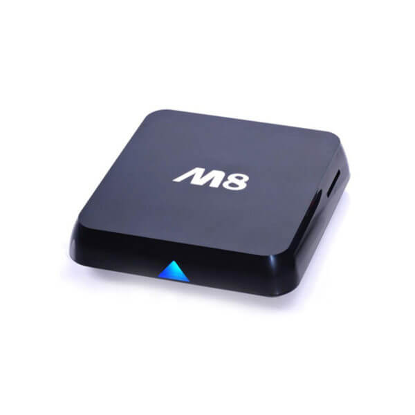 Приставка Android Smart TV Box M8 S802
