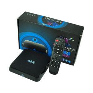 Приставка Смарт ТВ M8 S802