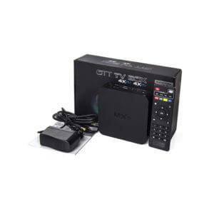 Приставка смарт ТВ MXQ S805