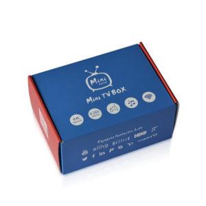 MINI M8S Android TV Box - упаковка